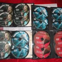 TOP of the HITs 2014-2019. Сезоны 1-6. 1350 песен для любого DVD Видео Караоке от KARAOKE-DISC.CLUB
