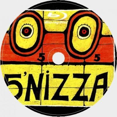 Пятница (5'nizza) 2019. Универсальный караоке Диск Blu-ray Видео