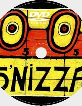 Пятница (5'nizza) 2019. Универсальный караоке Диск DVD Видео