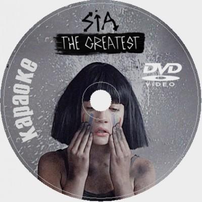 Sia (Сия) 2019. Универсальный караоке Диск DVD Видео
