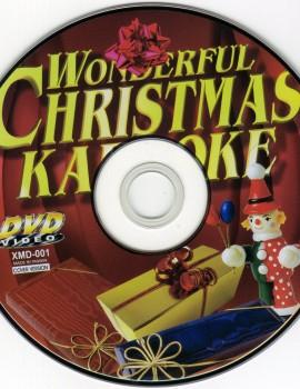 Wonderful Christmas. Караоке песни под Новый год на DVD. 27 песен. 2009