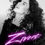 Zivert (Юлия Зиверт) Видео Клипы. Универсальный Диск DVD Видео для любого DVD плеера. 2020 год. 18 песен. 1 диск. DVD-5